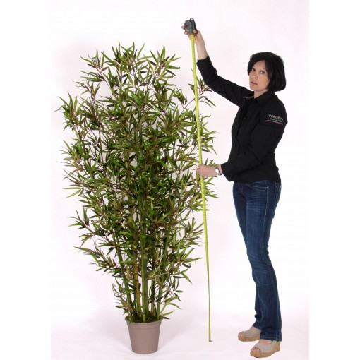 Bambu Artificiale Small Bosco Adatto per Esterni da cm. 150 a cm. 300