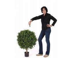 Boxwood Ball Luxe H. 77 cm.  Ball - Ø55/60