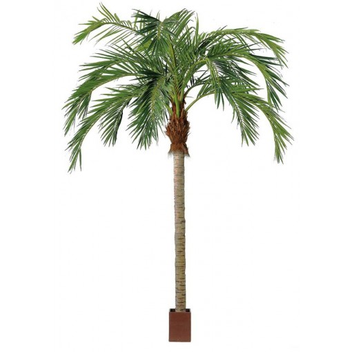 Areca Artificiale Palm Giant h. 400 cm.