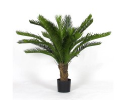 Cycas Artificiale Big Øcm. 110 - H. 100 cm.